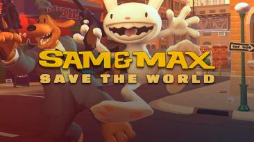 Русификатор текста для Sam & Max: Save the World