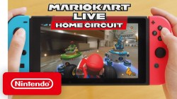 Новый трейлер Mario Kart Live: Home Circuit предлагает более пристальный взгляд на то, как на самом деле работает игра
