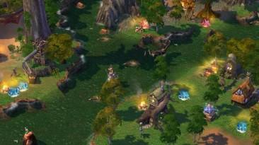 "Heroes Of Might And Magic 5: Повелитель орды ""Карта - Green Rivers"""