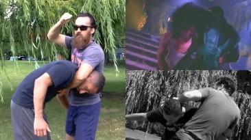 Разбор драки Лю Кенга против Рептилии из фильма Mortal Kombat 1995 года
