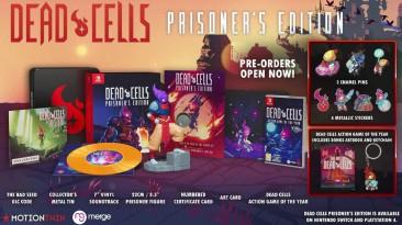 Анонсировано коллекционное издание Dead Cells Prisoner's Edition