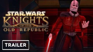 Легендарная ролевая игра Star Wars: Knights of the Old Republic выйдет на Nintendo Switch 11 ноября