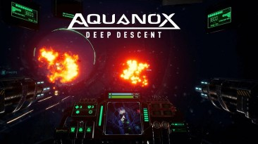 Мультиплеерный трейлер Aquanox Deep Descent