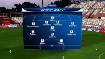 "FIFA 10 ""Легенды Германии"""