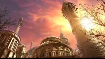 Warcraft 3 - Улучшенный ролик концовки нежити