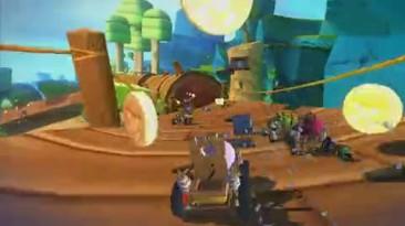 """Angry Birds Go! """"Официальный геймплейный трейлер"""""""""""