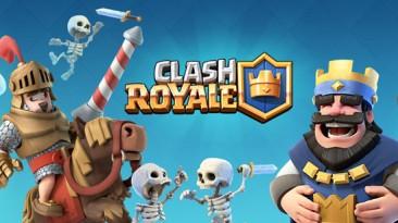 Мировой релиз Clash Royale состоится в марте на Android и iOS