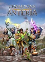 Обложка игры Champions of Anteria
