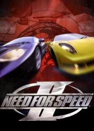 Обложка игры Need for Speed 2