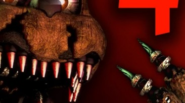 Five Nights At Freddy's 4: Сохранение/SaveGame (Пройдено всё кроме плюштрапа)