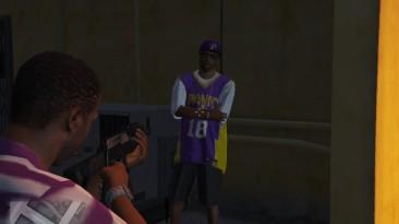 "Grand Theft Auto 5 ""Gang Mod 1.0"""