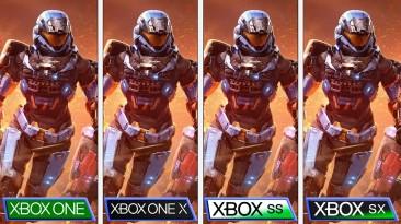 Новое сравнение Halo Infinite демонстрирует очень впечатляющие визуальные эффекты и производительность