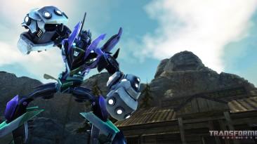Стартовал ОБТ Transformers Universe