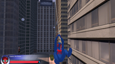 """Spider-Man 2: The Game """"Spidey 2099 Suit"""" by BatuTH"""