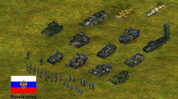 "Rise of Nations ""Русификатор v1.9 для мода для Fierce War"""