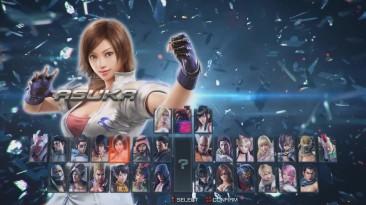 Геймплей Tekken 7 на PC