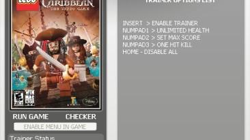 LEGO Pirates of the Carribean: Трейнер (+3) [1.0] {h4x0r}