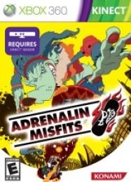Обложка игры Adrenalin Misfits
