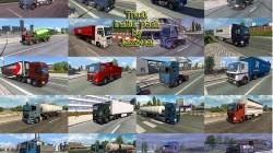 "Euro Truck Simulator 2 ""Пак грузового траффика v5.2"""