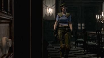 """Resident Evil """"Классические костюмы том 3 - Сега Сатурн"""""""