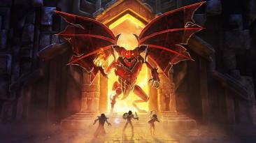 Карточный слэшер Book of Demons появится на консолях уже на следующей неделе