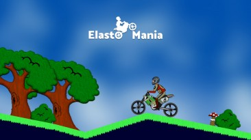 Анонсирована Elasto Mania Remastered для PS5, Xbox Series, PS4, Xbox One, Switch и ПК