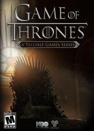 Обложка игры Game of Thrones: A Telltale Games Series