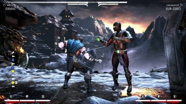 "Mortal Kombat X ""pack skins mk9"""