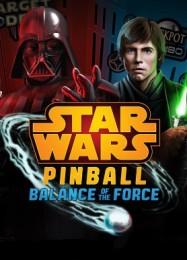 Обложка игры Star Wars Pinball: Balance of the Force 2