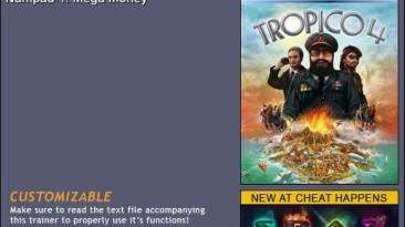 Tropico 4: Трейнер/Trainer (деньги/money)[1.0.295.11030]{CH}