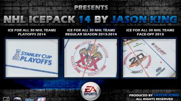 "NHL 09 ""Full NHL Icepack 14 by Jason King (HD)"""