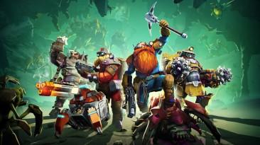 В обновлении Deep Rock Galactic добавлены новые биомы, новые враги и многое другое