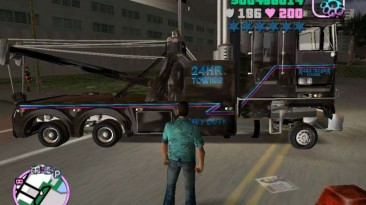 "Grand Theft Auto: Vice City ""Kenworth K100 FreightLiner"""