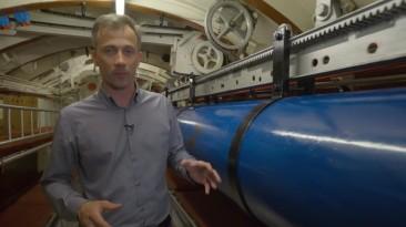 Морские Легенды: Подводная лодка U-995. Трейлер | World of Warships