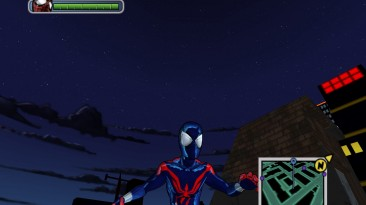"Ultimate Spider-Man ""Scarlet 2099"""