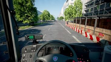 Анонсирован реалистичный симулятор водителя автобуса The Bus. Игра появится в марте
