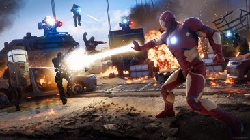 Обновление Marvel's Avengers от 4 сентября добавляет Steam Cloud, исправляет сбои, повышает стабильность