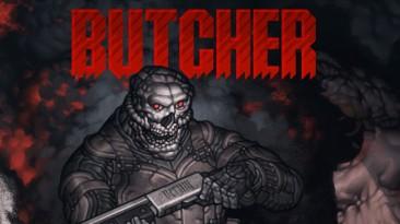 Релизный трейлер кровавого двухмерного экшен-платформера BUTCHER для PS4 и XOne