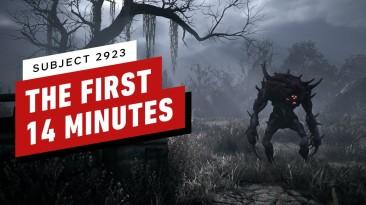 "14 минут геймплея DLC ""Subject 2923"" для Remnant: From the Ashes"