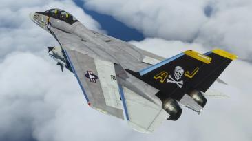 Новые скриншоты надстроек F-14, Москвы и Ольборга для Microsoft Flight Simulator; Релиз аэропорта Каталина