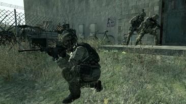 "Call of Duty 4: Modern Warfare ""Отряд Дельта - универсальный мод"""