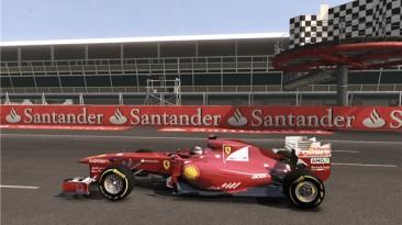 """F1 2011 """"Scuderia Ferrari F2012 (HD)"""""""