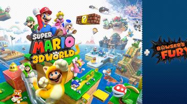 Nintendo подтверждает, что новое расширение Bowser's Fury для Super Mario 3D World будет показано позже