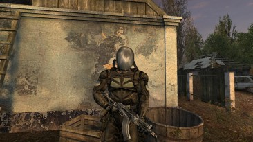 "S.T.A.L.K.E.R.: Shadow of Chernobyl ""9 шейдеров с Cubemap отражением неба v1.0"""