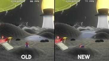На РС теперь можно поиграть в Super Mario Odyssey при 60к/с