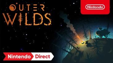 Outer Wilds выйдет на Nintendo Switch этим летом