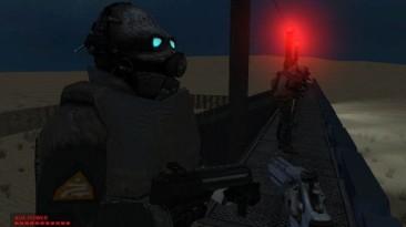 "Half-Life 2 ""Карта - Under Seige"""