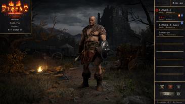 """Diablo 2: Resurrected """"Переработка интерфейса - ReMoDDed"""""""