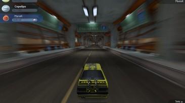 "TrackMania United ""Пустынный Трек"""