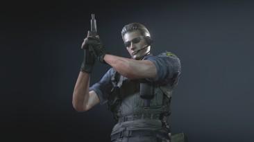 "Resident Evil 3 ""Альберт Вескер"""